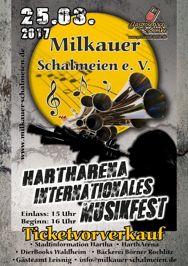 Internationales Musikfest Hartha (Hartharena)