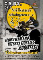 Internationales Musikfest, Hartharena (Hartha)
